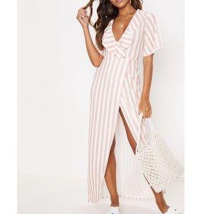 Stripe Summer Dress